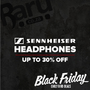 Black Friday Early Bird Deals - Sennheiser Headphones, Save up to 30% - Thumbnail