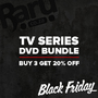Black Friday Early Bird Deal: Buy 3 TV Series DVD's & Get 20% Off - Thumbnail