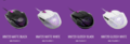 New Cooler Master - MasterMouse MM720 Ultra Light 53g RGB Gaming Mice - Thumbnail