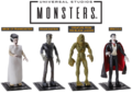 Universal Horror Movies Bendable Figurines now available - Thumbnail