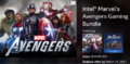 Get Marvel's Avengers PC Download Code free with Selected Intel CPU Purchases - Thumbnail
