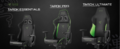 Razer Edition Gaming Chairs by Zen on Promotion - Thumbnail