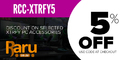 Get 5% Off Selected Xtrfy In Stock PC Accessories - Use Coupon Code RCC-XTRFY5 - Thumbnail