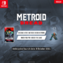 Metroid Dread (Nintendo Switch) Standard, Special Edition on Pre-Order. Due 8 October 2021. - Thumbnail