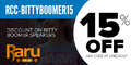 Get 15% Off Bitty Boomers - Portable Bluetooth Speakers - Use Raru Coupon RCC-BITTYBOOMER15 - Thumbnail