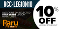 Get 10% Off Star Wars: Legion Miniatures with Coupon Code RCC-LEGION10 - Thumbnail