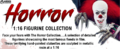 Horror Figurine Collection (1:16 Scale Figurines) - Due October 2021 - Thumbnail