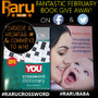 Winner Announced: Fantastic February Book Give Away - Choose a Hashtag # and Comment to WIN! - Thumbnail