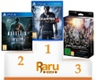 The Raru Top 50 Best Sellers in Video Games for the first half of 2016 - Thumbnail