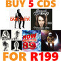 Buy 5 CD's for R199 - Thumbnail