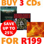Buy 3 CD's for R199 - Thumbnail