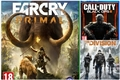 Price Drop on: Call of Duty: Black Ops III, Far Cry Primal, Guitar Hero Live & Tom Clancy's The Division (PC) - Thumbnail