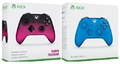 Microsoft Xbox One Wireless Controllers with Bluetooth technology In Stock. Available in Blue & Pink - Thumbnail