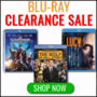 Blu-ray Clearance Madness Up to 50% Off - Thumbnail