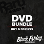 Hot Bundle Deal: Buy 5 DVD's for R99. Over 1000 titles to choose from. - Thumbnail