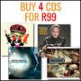 Buy 4 CD's for R99 - Thumbnail