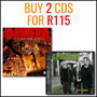 Buy 2 CDs for R115 - Thumbnail