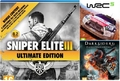 Games Price Drop: Darksiders Warmastered Edition (PS4/Xbox One), Sniper Elite 3 (PS4), World Rally Championship 5 (Xbox One) - Thumbnail
