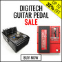 Digitech and DOD Effects Pedal Sale - Thumbnail