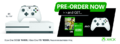 Xbox One S Console on Pre-Order. Coming Soon. - Thumbnail