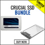 Crucial MX300 SSD + FREE Orico Enclosure for R2499 - Valued at R2778 - Thumbnail