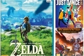 New Games: Legend of Zelda: Breath of the Wild (Wii U), Horizon Zero Dawn (PS4), Just Dance 2017 (Nintendo Switch) and more - Thumbnail