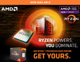 AMD Ryzen CPU & Socket AM4 Motherboards now available - Thumbnail