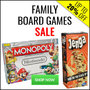 Family Board Games Sale - Up to 20% Off - Thumbnail