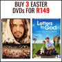 Hot Bundle Deal: Buy 3 Easter DVD's for R149 - Thumbnail