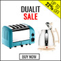Dualit Sale - Up To 22% Off - Thumbnail