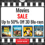 Save Up to 50% on 3D Blu-rays: Dredd, The Croods, Terminator Genisys and more - Thumbnail