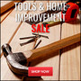 Tools & Home Improvement Sale - Save Up To 35% - Thumbnail