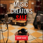 Music Creators Sale - Save up to R6000 - Thumbnail