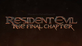 Now In Stock and Ready to Ship : Resident Evil The Final Chapter (DVD/Blu-ray/3D Blu-ray) - Thumbnail