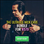 The Ultimate Nick Cave Bundle Get 2 Books, DVD, & Latest CD for R579 - Thumbnail