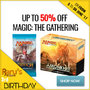 Up to 50% Off Magic: The Gathering Trading Card Games - Thumbnail