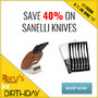 Save 40% On Sanelli Knives - Thumbnail