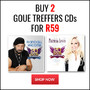 Hot New Bundle Deal: Buy 2 Goue Treffers CD's for R59 - Thumbnail