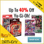 Up To 40% Off Yu-Gi-Oh! Trading Card Games - Thumbnail