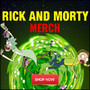 Rick And Morty - Merch, Books, DVD's, Blu-ray's and more - Thumbnail