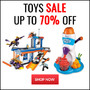 Toys Sale - Up To 70% Off - Thumbnail