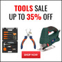 Tools Sale - Up To 35% Off - Thumbnail