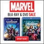 Price Drop on Selected Marvel DVD's & Blu-rays - Thumbnail