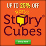 Up To 25% Off Rory's Story Cubes - Thumbnail
