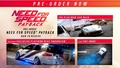 Need for Speed Payback Pre-Order Bonus DLC - Platinum Car Pack/Exclusive Tire Smoke/Platinum Blue Underglow. Due 10 Nov 2017. - Thumbnail