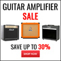 Guitar Amplifier Sale - Thumbnail