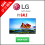 LG 32 Inch to 65 Inch TV Sale. Save up to 35% - Thumbnail