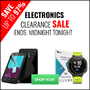 Electronics Clearance Sale - Extended For One More Day - Thumbnail