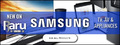Samsung Appliances & Audio Visual Products now available - Thumbnail