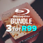 Hot Bundle Deal: Buy 3 Blu-rays for R95 - Thumbnail